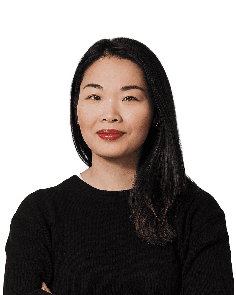 Portrait of Janelle Zhao