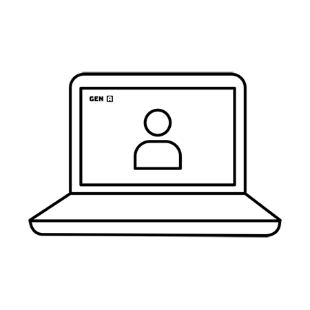 A placeholder graphic with a computer illustration.