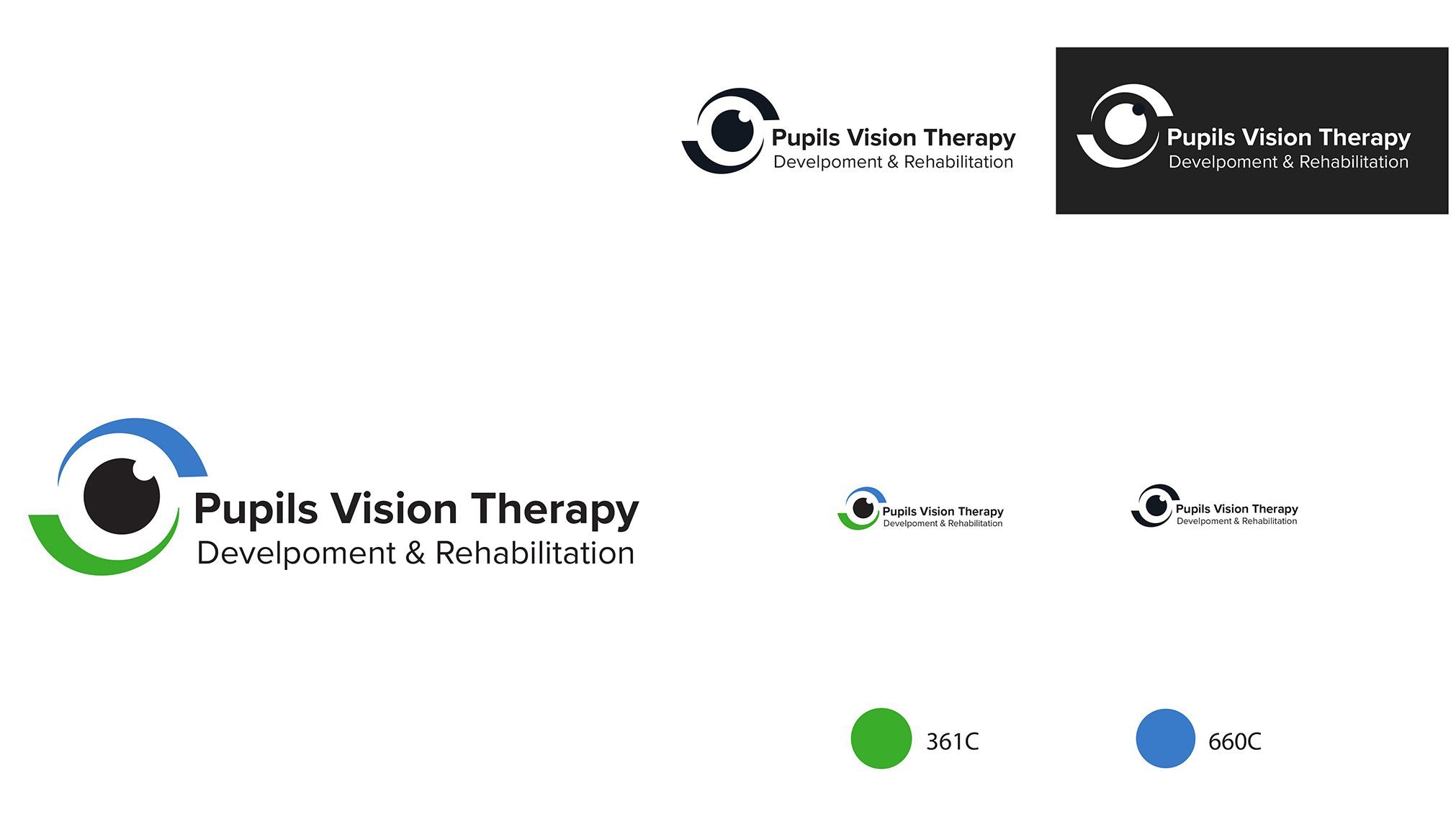 In January of 2020 we were given a  class assignment; we were tasked to redesign a company's logo. From there we drew sketches, choose colors that represented the brand, created mock ups, and from there presented the logo to the client.I decided to go with Pupils Vision Therapy - they are a vision therapy provider located in Ottawa, Ontario.