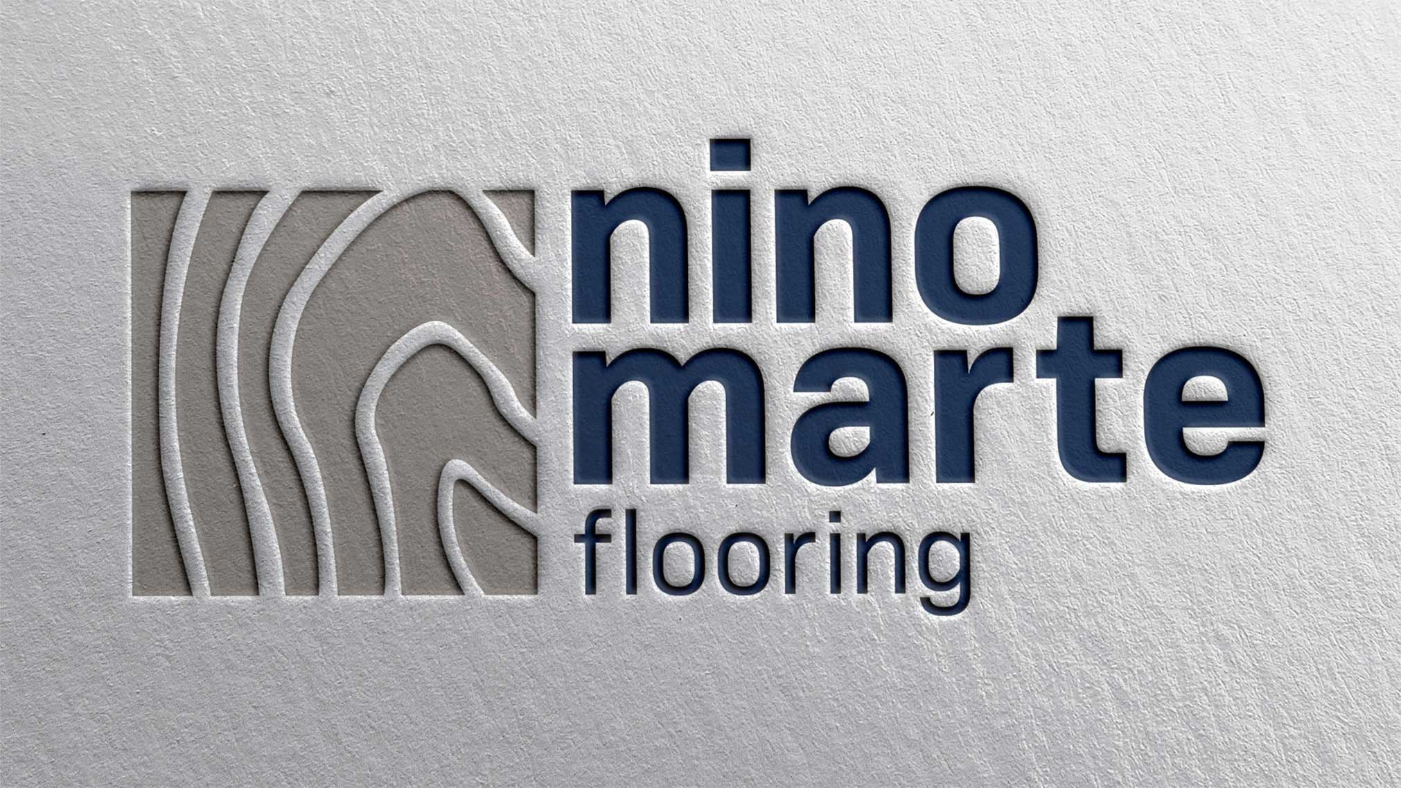This is a logo redesign made for a local flooring company.