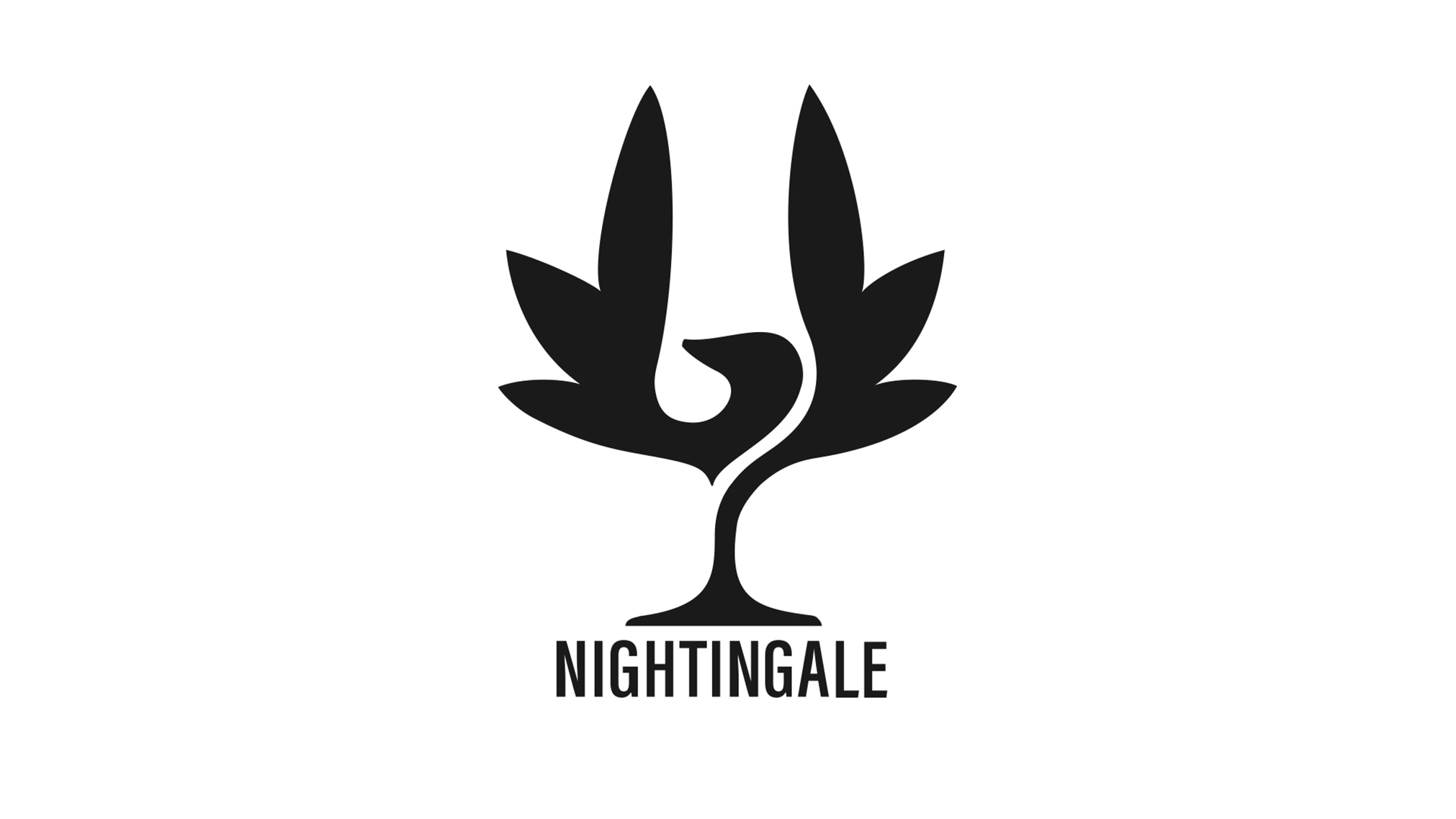 An unofficial re-brand for the nightingale restaurant in Vancouver BC. This logo design and brand guild updates the restaurants brand image and enhances there physical and website experience.