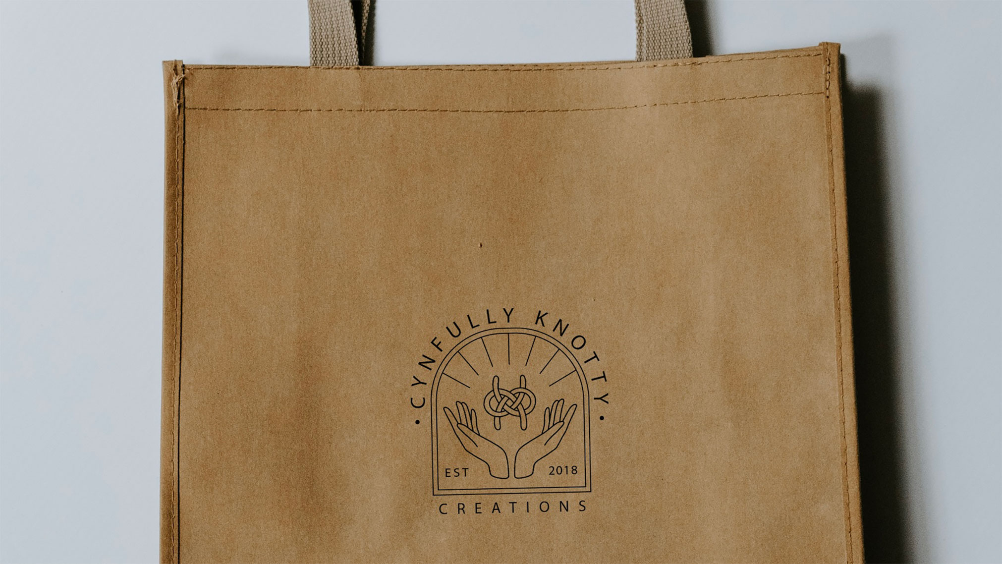 In June 2019, Cynthia, the owner of Cynfully Knotty, came to me with the desire to brand her business. Cynfully Knotty is a small local brand that provides macramé creations. This project involved brand identity design, social media and print collateral.