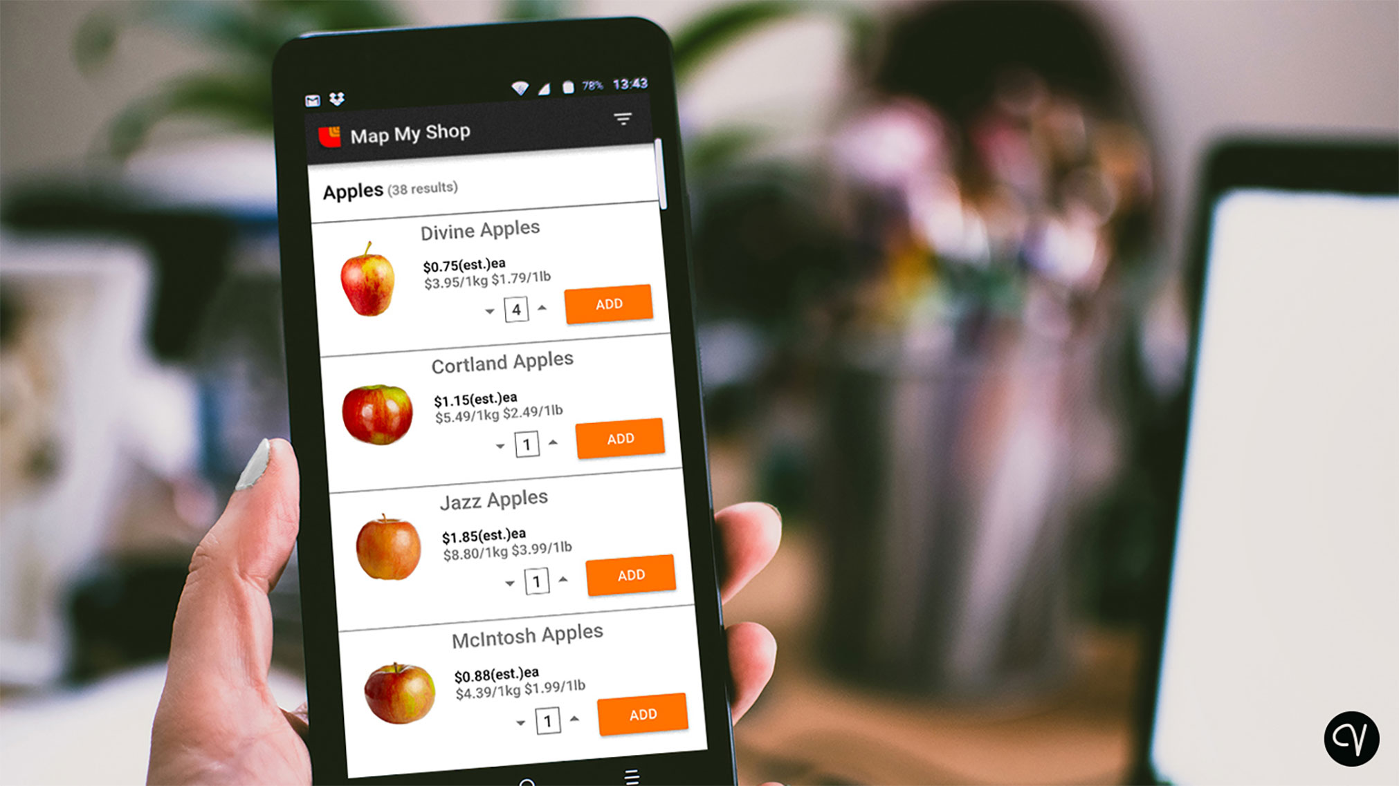 User research, 5G, and AR come together in this app made to improve the in-store shopping experience at Loblaws with real-time stock levels and a personalized shopping map.