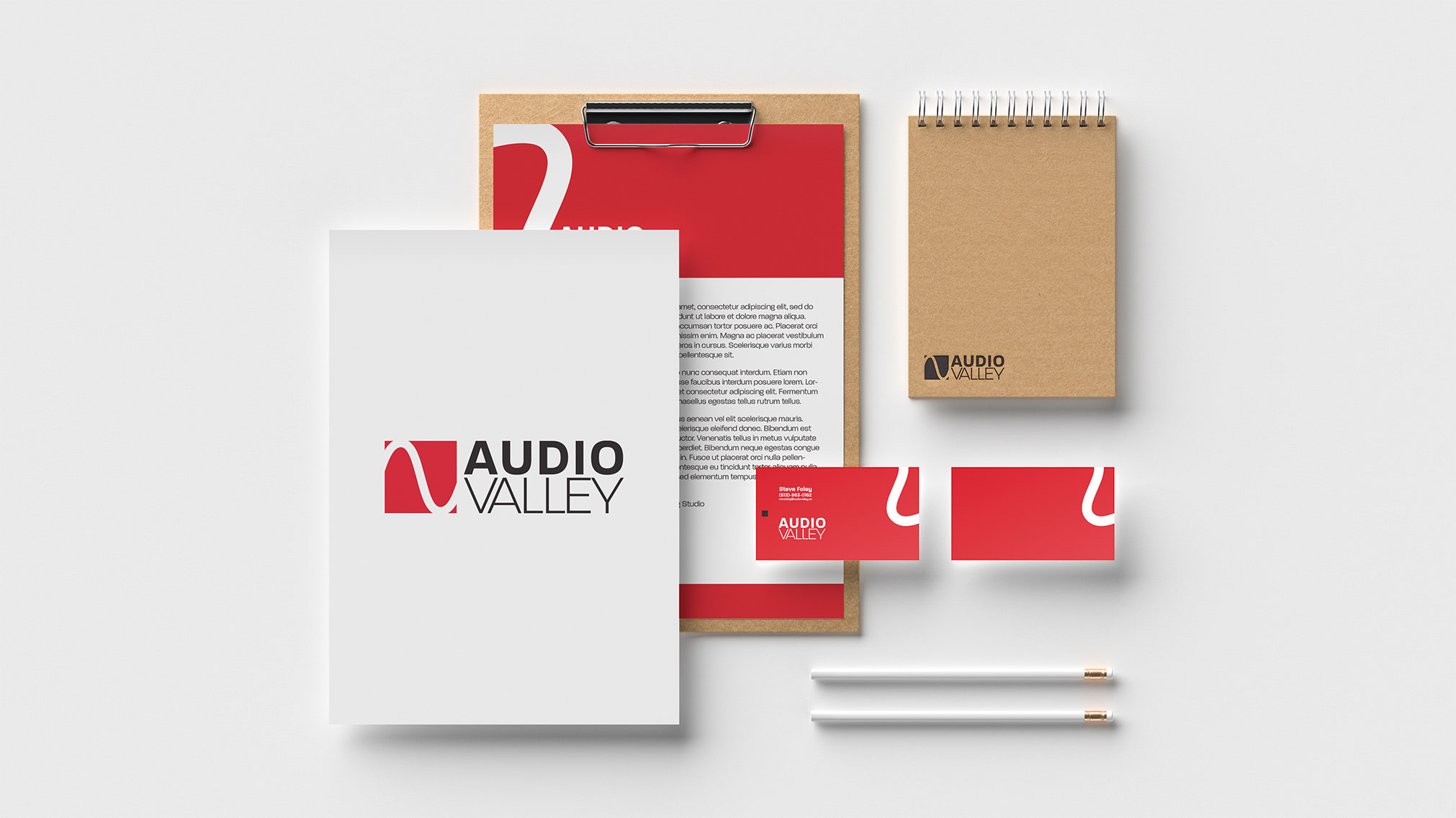 This re-brand consisted of a totally new and fresh design, from logo, to website, and lots more.